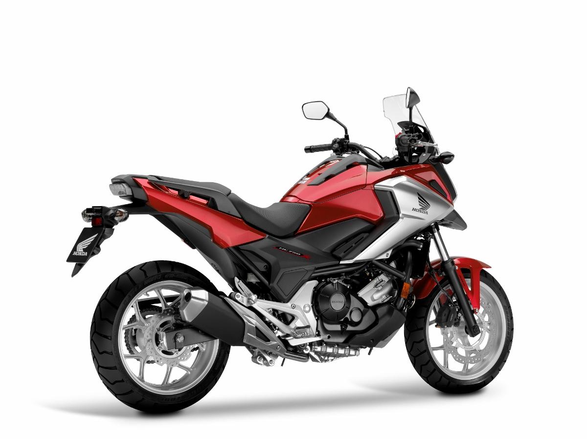 Honda NC 750X chega com novidades - Revista HG