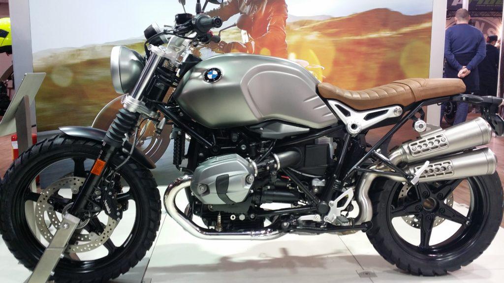 Peças e acessorios para BMW Scrambler é na Leg Speed