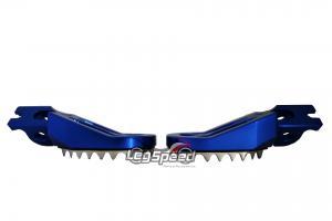 Pedal para motos OffRoad / Cross Azul