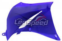 Aba Lateral XT660 Esquerda AzulPreta Com Faixas