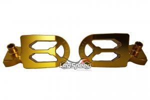 Pedal para motos OffRoad / Cross Dourado