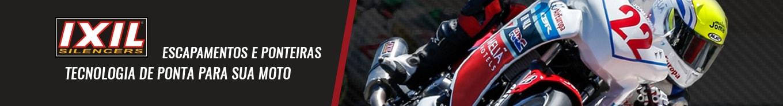 Ixil Escapamentos e ponteiras para motocicletas