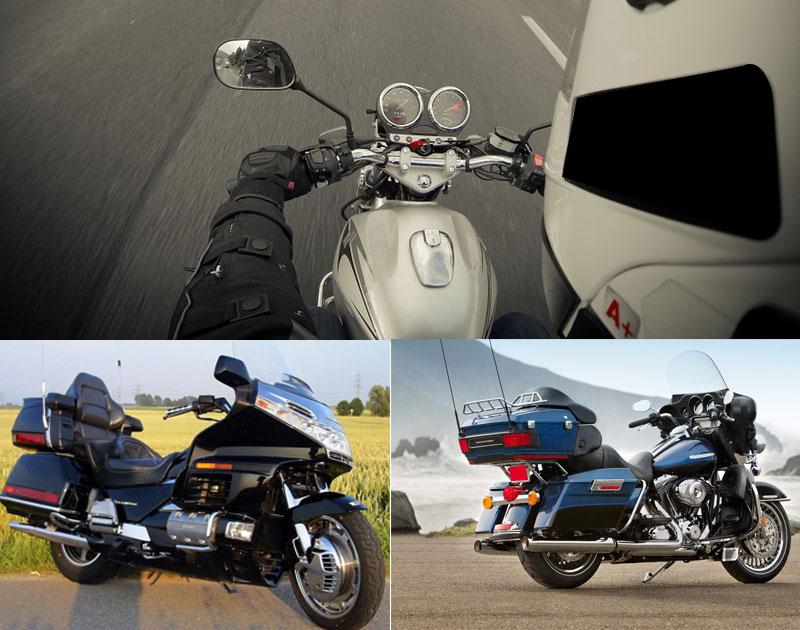bancos de motocicleta